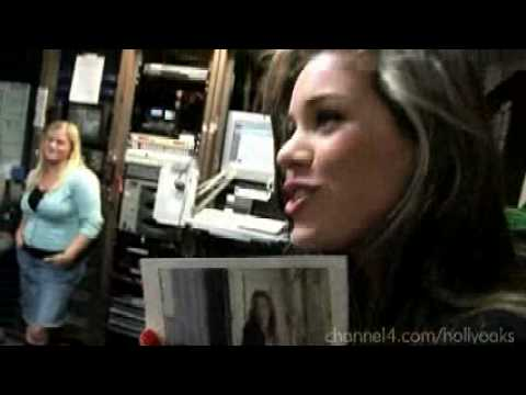 Hollyoaks Backstage  A Day In The Life of Roxanne McKee 2