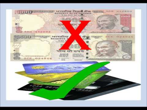 India – The Laboratory Test for a Cashless Society