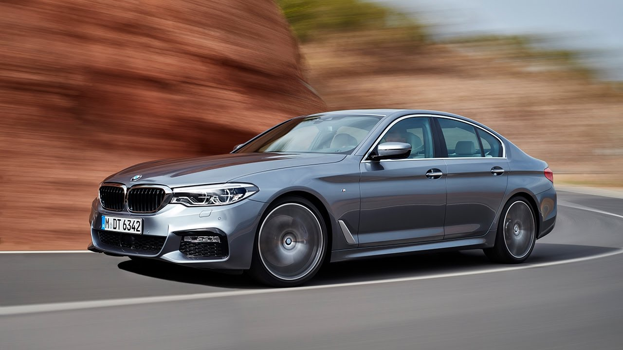5 Alive  All-new G30 Bmw 5 Series Revealed