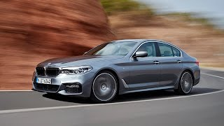 5 ALIVE! All-New G30 BMW 5 Series Revealed