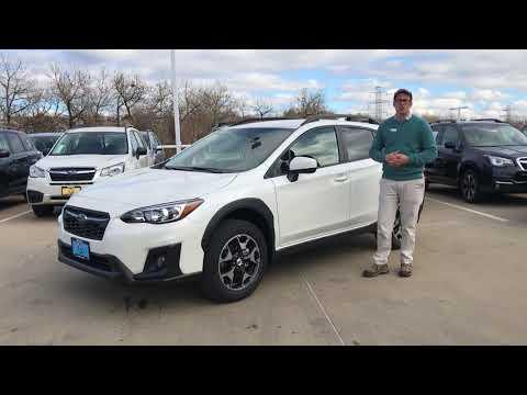 2018 Subaru Crosstrek Premium $289 November Lease Special