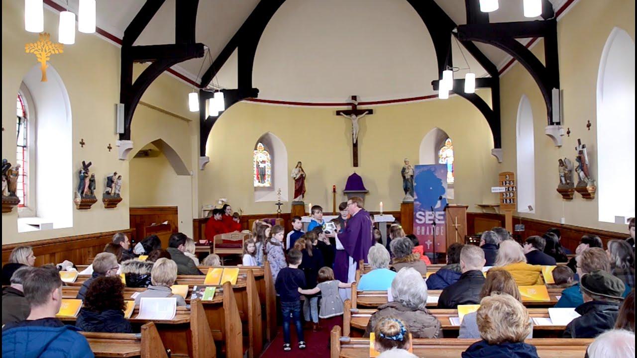 1st March 2020 Children's Mass