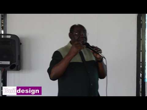 #BUILDesignTV -  Arch. Jerry Ndong'ss presentation on SGR project