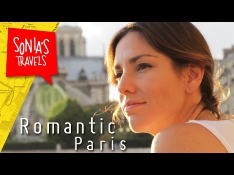Travel Paris: Romantic French, Romantic Paris