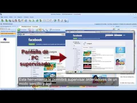 Software de vigilancia www.activitymonitor.es