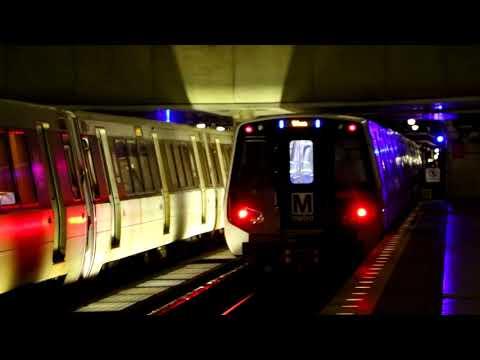 WMATA Metrorail : Smithsonian Station [ Blue, Orange & Silver Lines ]