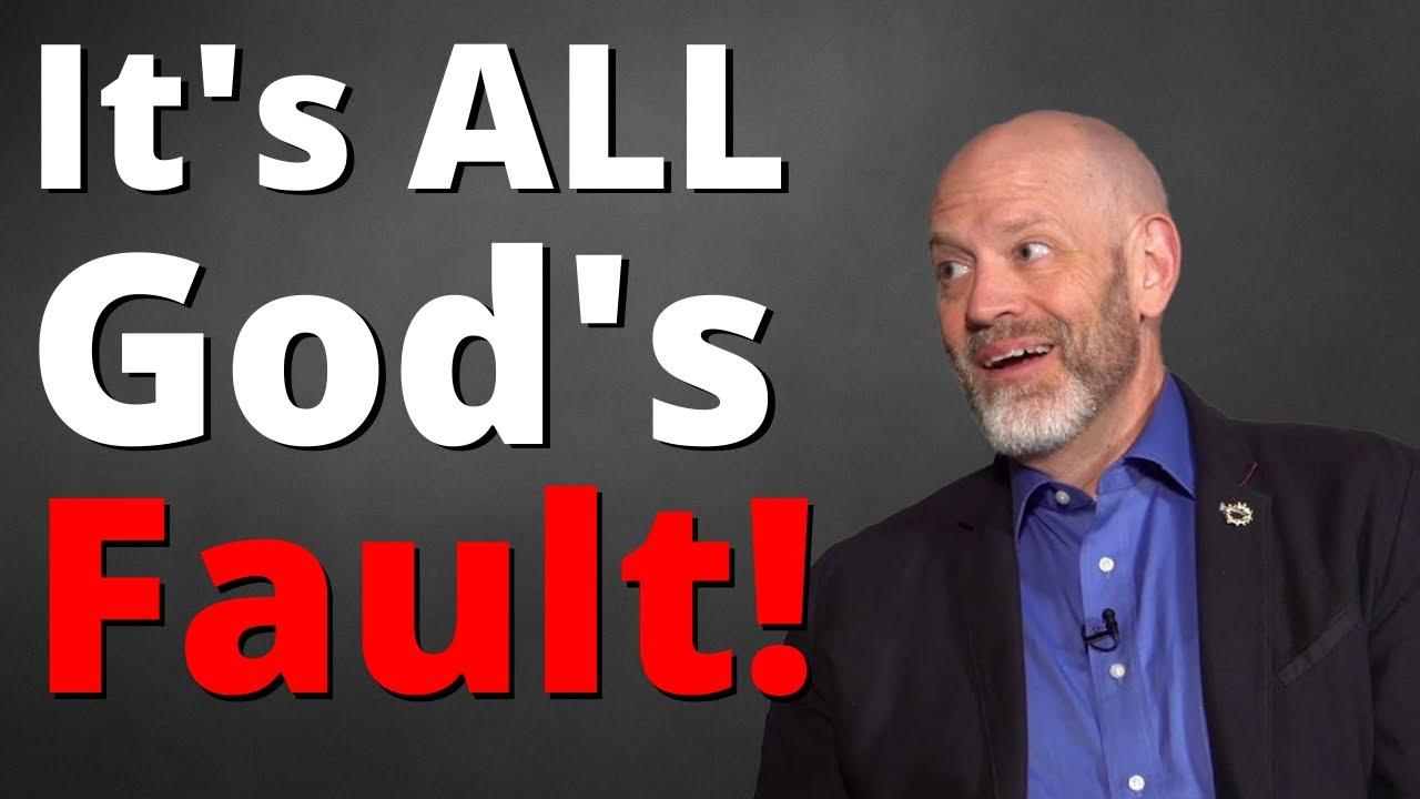 Unrepentance is God's Fault!