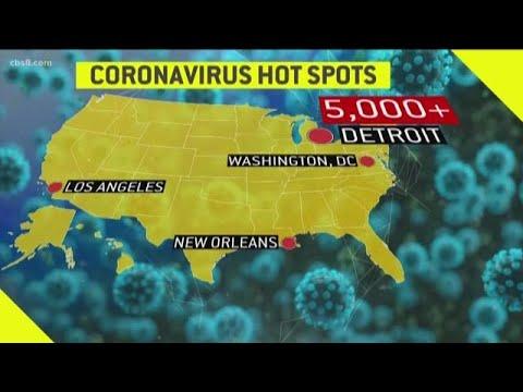 San Diego Coronavirus Updates: April 6, 2020 (10 P.m.)