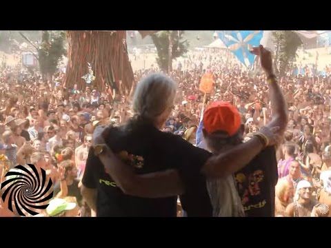 Raja Ram & DJ Chicago @ Ozora Festival 2015 [Full Video]
