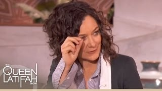 "Sara Gilbert Reveals ""Talk"" Secrets"