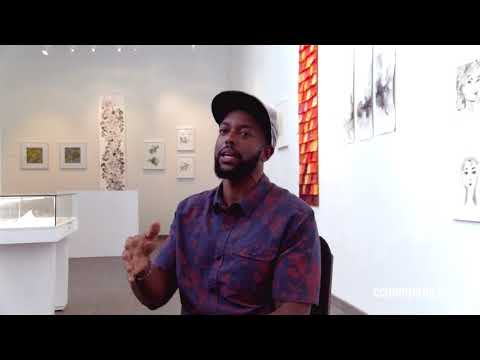 Nate Dee Interview: Afrique in the Pompano Beach Cultural center