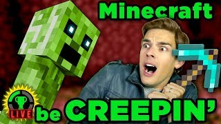 Surviving the SCARIEST Minecraft Horror Map! | Minecraft: The Orphanage