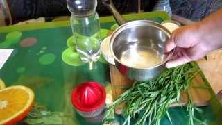 видео Рецепт, как сделать напиток тархун в домашних условиях