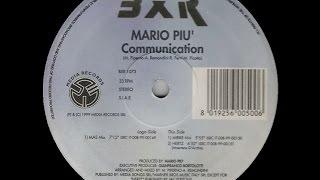 Mario Piu - Communication (Mas Mix)