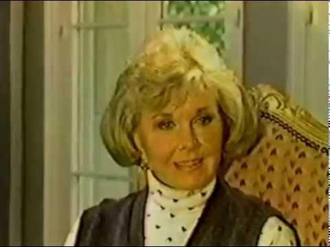 Doris Day Interviews Joan Fontaine, 1985 TV