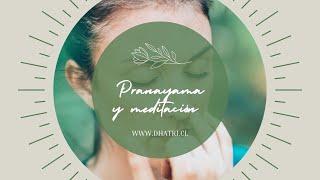 Pranayama y Meditación  con Gita