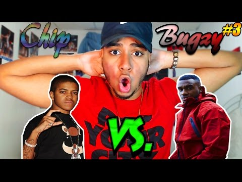 American Listens to UK Grime Beefs #3 Bugzy Malone & Chipmunk Beef Diss Tracks Reaction @ChriisSky