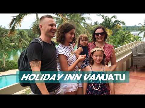 Holiday Inn Vanuatu Review