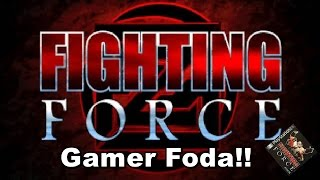 Fighting Force : Gameplay Classico #1