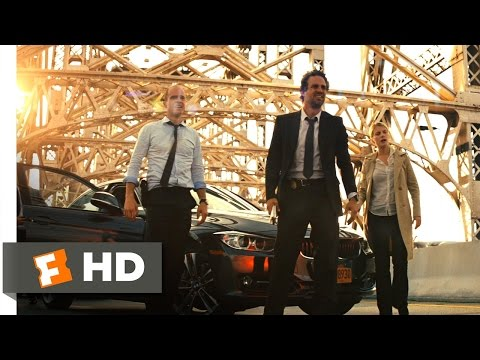 Now You See Me (8/11) Movie CLIP - The Car Chase (2013) HD