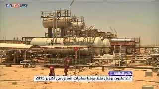 النفط والغاز في العراق