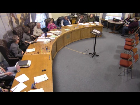 City of Plattsburgh, NY Meeting  3-14-19