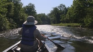 Float Fishing the French Broad River, NC