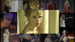 "Taylor Swift - ""Love Story"" Evolution 2008-2018"