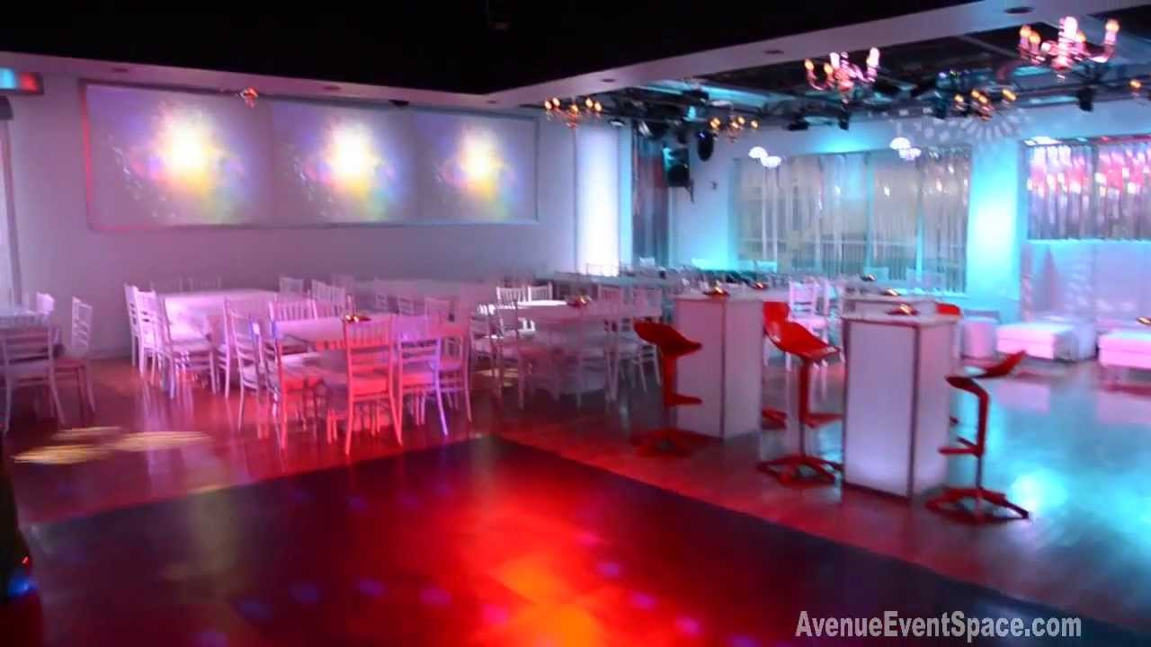 Party Room NJ and Event Space NJ - YouTube