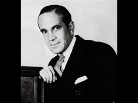 Al Jolson - I'm Sitting On Top Of The World (Lyrics)