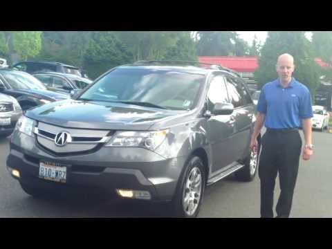 2007 Acura MDX AWD Review -  Buying an MDX with higher miles