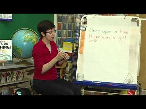 The Dice Game: A Cooperative Story Writing Activity