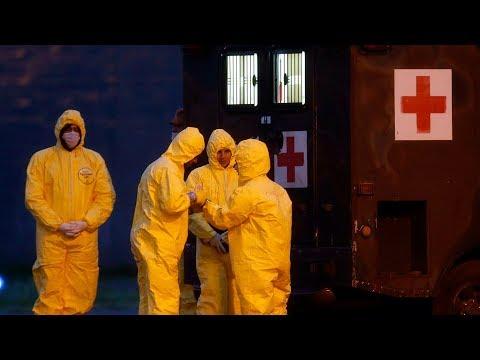 Coronavirus surpasses SARS in global deaths
