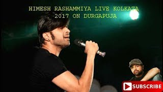 Himesh Reshammiya Live Superhit Performance in Diamond harbour (kolkata) 25/10/17