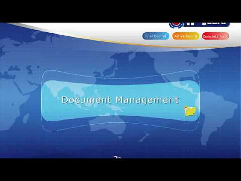 IP-guard Document Management