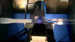 Как это работает? Оптоволокно(Как устроены оптические линии. Простой принцип - высокая скорость! Оптические сети в Казахстане - www.kris.kz., 2011-05-01T12:10:34.000Z)