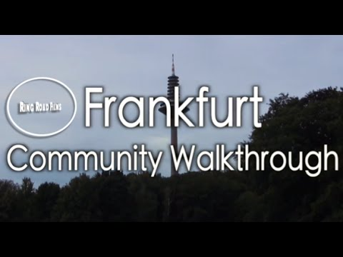 Frankfurt Community Walkthrough