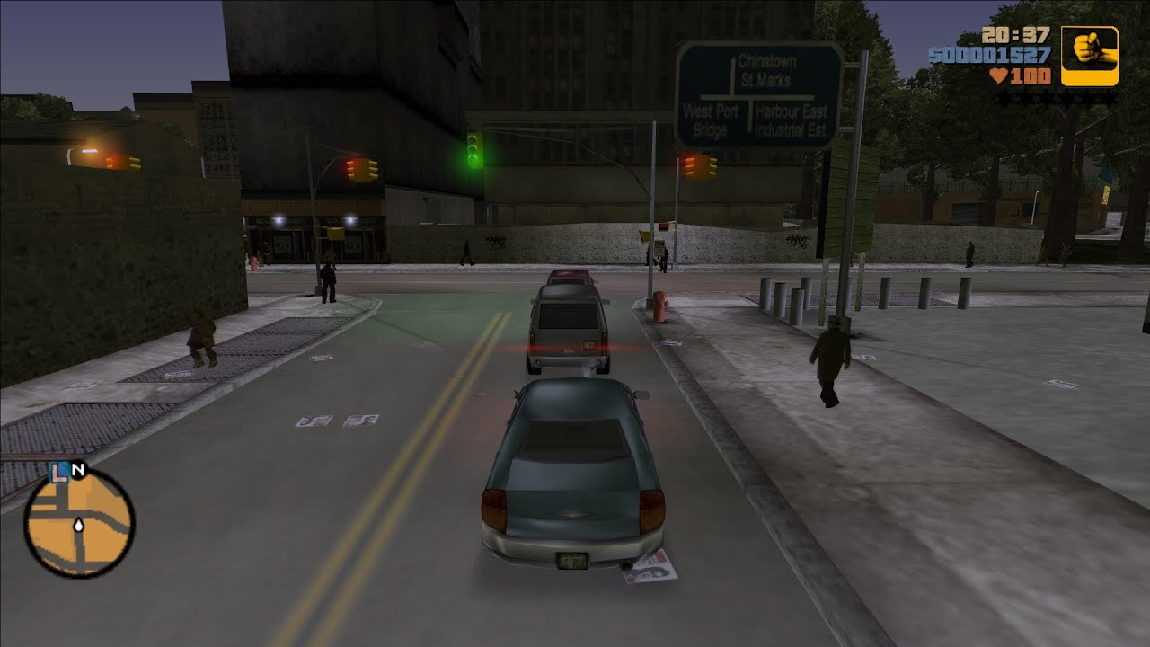 Grand theft auto iii windows phone