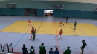 Futsal Hallenkreismeisterschaft D-Junioren - SV Isolator Neuhaus Schierschnitz vs. SC 06 Oberlind