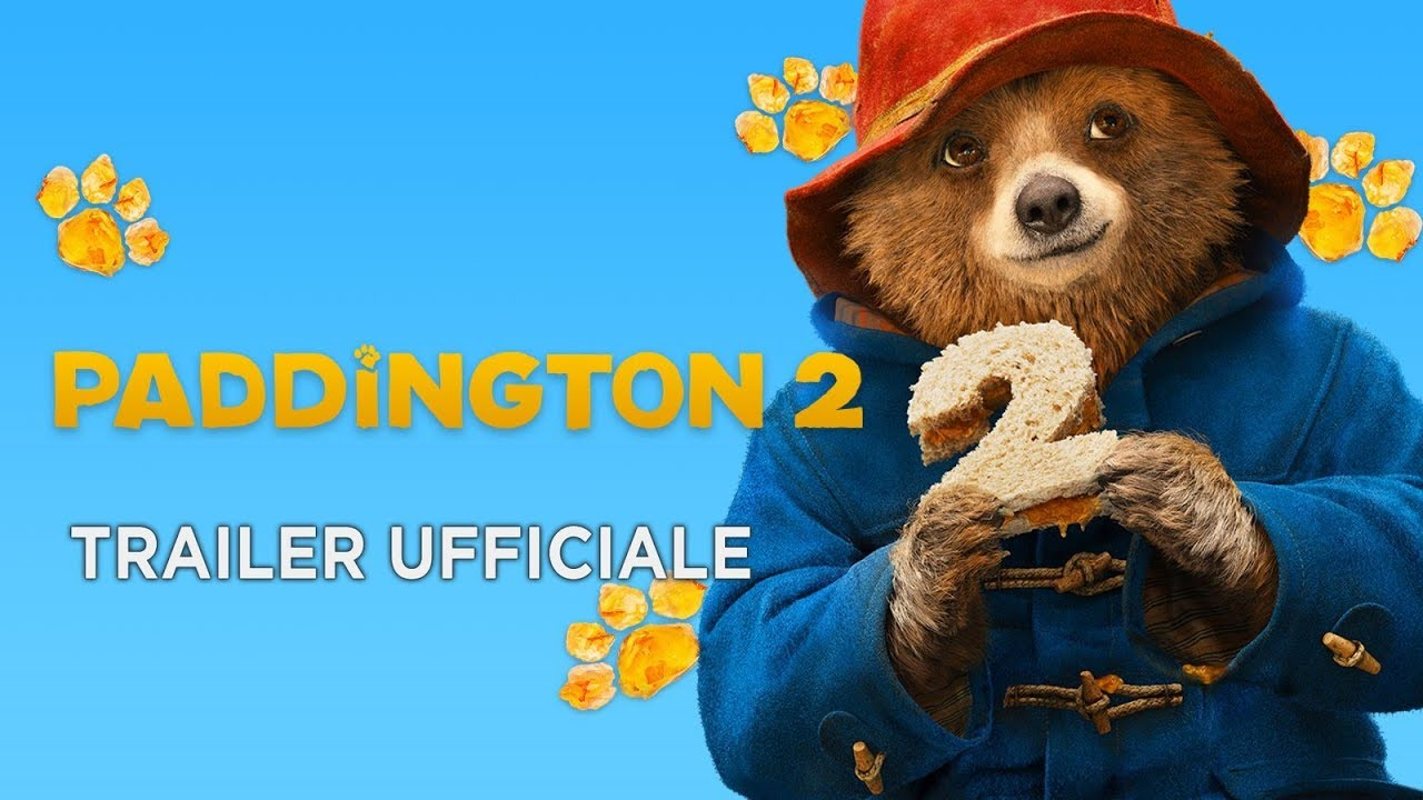Paddington 2 - Trailer italiano ufficiale [HD]