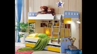 Several Types Of Bunk Beds