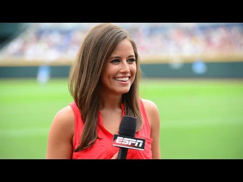 Top 10 Most Beautiful & Hottest ESPN Reporters 2018