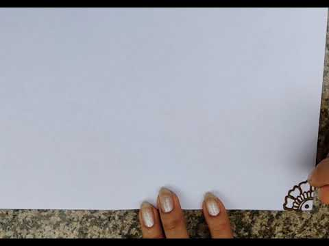 Arabic Mehendi Design | Quick Tutorial thumbnail