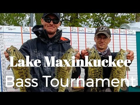 2019 Lake Maxinkuckee Indiana Bass Fishing Tournament