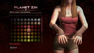 Saints Row 4 (IV) - Character Creation (Inauguration Station)