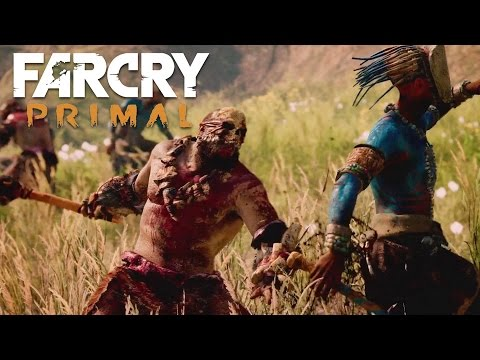 Far Cry Primal Takkar Trailer Youtube