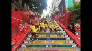 Correndo entre o Sagrado e o Profano - VI Especial Brasil de Running Tours 2020