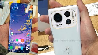 Xiaomi Mi 12 - Snapdragon 895 + 200MP Camera!