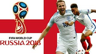 It's coming home - England world cup 2018