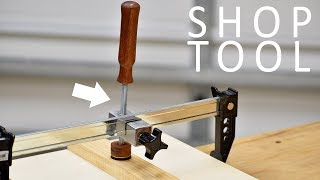 Face Clamp Attachment (Get the Most Out of Your Clamps)